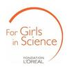 For Girls in Science © Fondation L'Oréal
