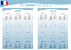 Modification du calendrier scolaire 2012/2013