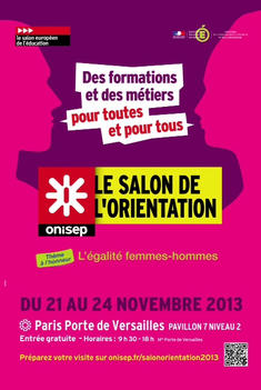 La course l 39 orientation page 2 for Salon d orientation porte de versailles