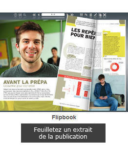 Flipbook Classes prépas