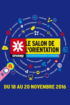 Salon de l orientation onisep 18 20 novembre onisep for Salon de l emploi rennes