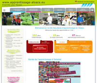 Site apprentissage alsace