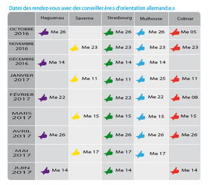calendrier france