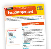 sections portives