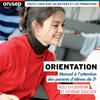 Orientation - Manuel à l'attention des parents d'élèves de 3e