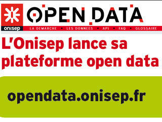 Open data onisep