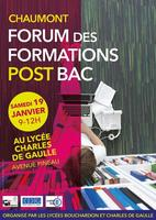 Visuel Forum post bac Chaumont 19.01.2019