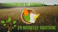 Infographie enseignement agricole