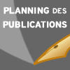 Calendrier des publications