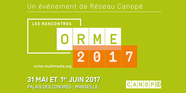 Rencontres orme 2016