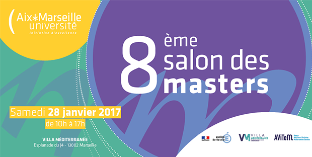 Salon des masters d 39 aix marseille universit 2017 onisep for Salon master lille
