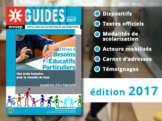 Guide Eleves à besoins particuliers EBEP édition 2017 Onisep Aix-Marseille - home