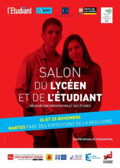 Salon du lyc en et de l 39 tudiant onisep for Salon etudiant rennes
