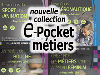 Nouvelle collection e-Pocket métiers