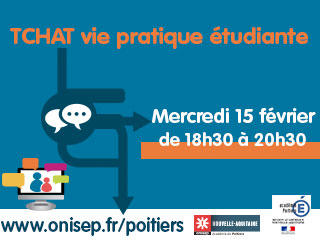 Poitiers onisep for Salon tchat
