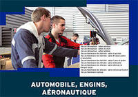 AUTOMOBILE ENGINS AERONAUTIQUE